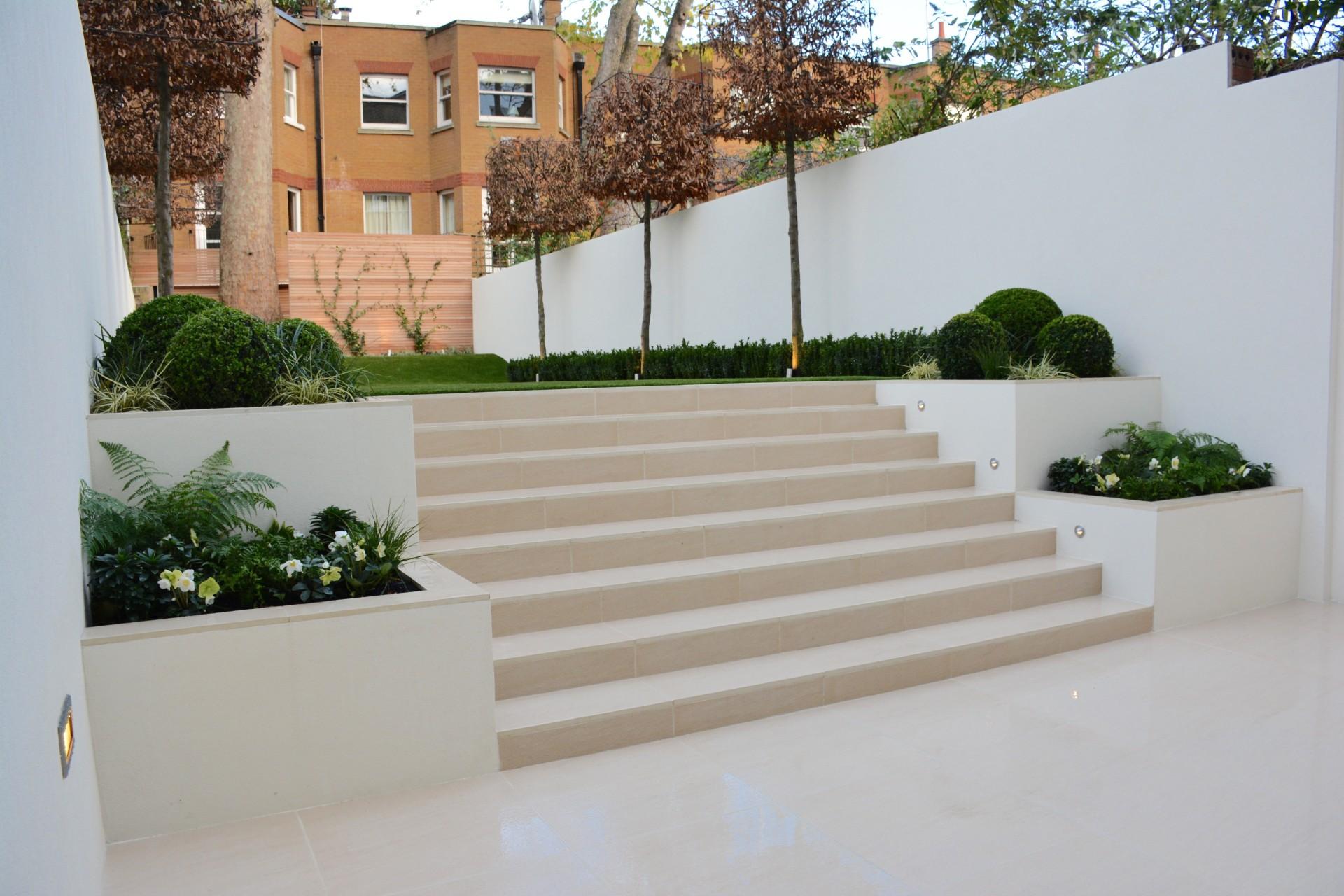 chelsea london tom howard gardens. Black Bedroom Furniture Sets. Home Design Ideas